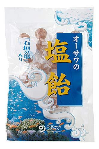 オーサワジャパン『オーサワの塩飴』