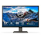P-Line 4K Ultra HD LCD Monitor mit MultiView