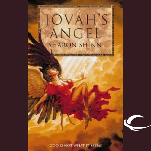 Jovah's Angel audiobook cover art