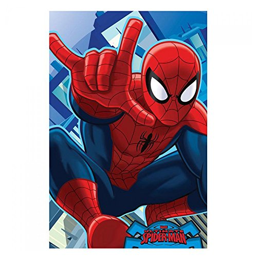 Marvel Spider-Man - Ultimate Coral Fleece-Decke