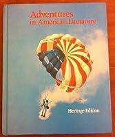 Adventures in American Literature 0153350946 Book Cover