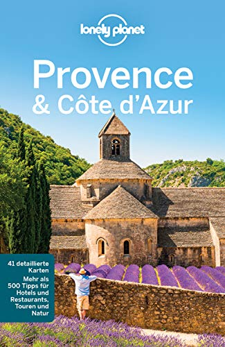 Lonely Planet Reiseführer Provence, Côte d\'Azur: mit Downloads aller Karten (Lonely Planet Reiseführer E-Book)