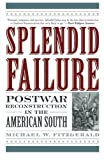 Splendid Failure: Postwar Reconstruction in the American South (American Ways)