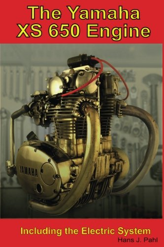 Price comparison product image The Yamaha XS650 Engine: Including the Electrical System