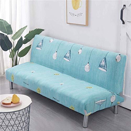 LXWLXDF-Couverture de canapé Sofa, canapé-lit Universel Couverture, canapé-lit Couverture Serviette Living Room Universal Simple Moderne antidérapante (Color : Leisure Time, Size : 120-150cm)