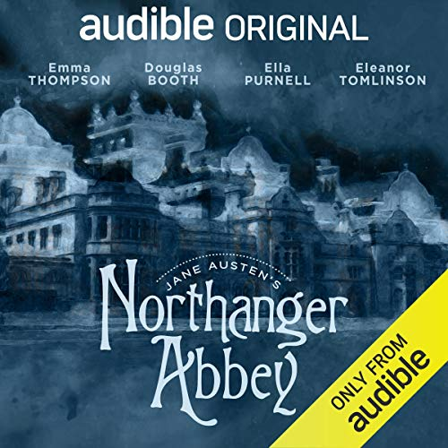 Couverture de Northanger Abbey