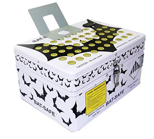 Bat-safe Lipo-Lithium Battery Charging Safe Box