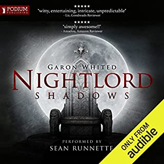 Shadows     Nightlord, Book 2              Auteur(s):                                                                                                                                 Garon Whited                               Narrateur(s):                                                                                                                                 Sean Runnette                      Durée: 42 h et 1 min     18 évaluations     Au global 4,7