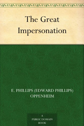 The Great Impersonation (English Edition)