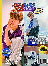 DONGKIZ I:KAN Y.O.U 1st Single Album 2 VER SET 2 CD+2P POSTER+2 Libro de fotos+2 tarjeta+2 Sticker+2 F.Poster+TRACKING CODE K-POP SEALED