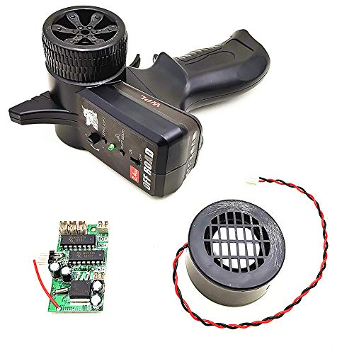 Alician Sound Group Upgrade Accessories for WPL B-14 B16 B-36 RC Car