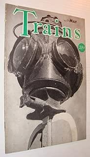 Trains Magazine, May 1941, Vol. 1, No. 7