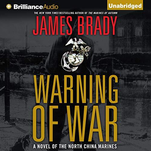 Warning of War audiobook cover art