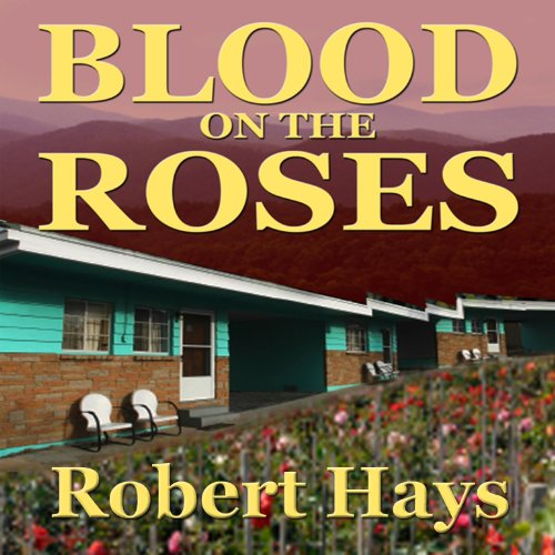 Blood on the Roses audiobook cover art
