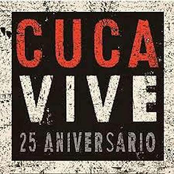 Cuca Vive 25 Aniversario