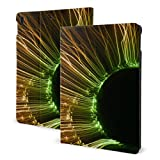 Chica iPad Case 2019 iPad Air3 / 2017 iPad Pro 10.5 Inch Case / 2019 iPad 7th 10.2 Inch Case Spark Discharge Current iPad Soft Cover Auto Wake/Sleep