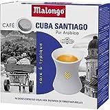 Malongo - Espresso Cuba Santiago 104G - Lot De 4 - Livraison Rapide En France - Prix...