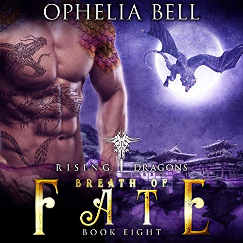 Breath of Fate audiobook cover art