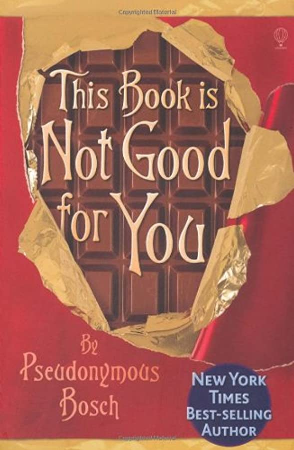 汚染する粘液群衆This Book is Not Good for You