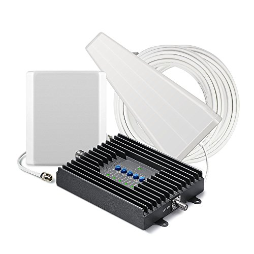 SureCall Fusion4Home Cell Phone Signal Booster for Home and Office - Verizon, AT&T, Sprint,...