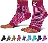 SB SOX Plantar Fasciitis Compression Socks for Women &...