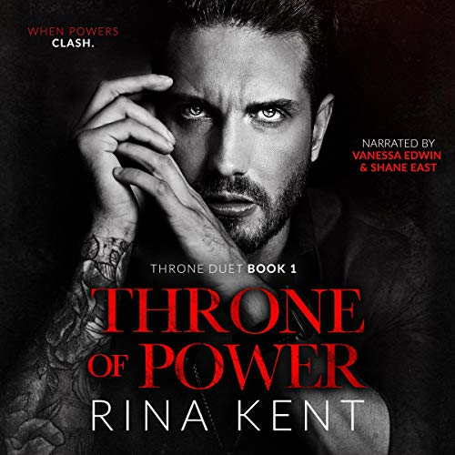 Throne of Power Audiobook By Rina Kent cover art