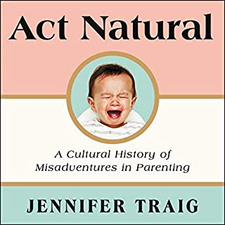 Act Natural audiobook cover art