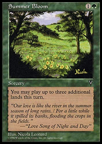 Magic: the Gathering - Summer Bloom - Visions by Magic: the Gathering