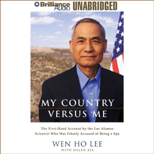My Country Versus Me audiobook cover art