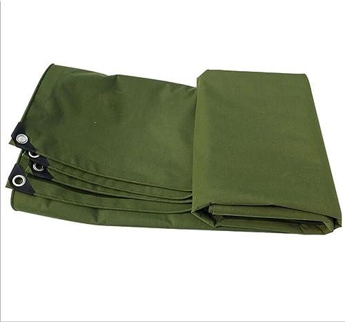 Pengbu MEIDUO Baches Bache Robuste - Polyester Imperméable, Résistant aux UV, Pourriture, Bache Baches -460g   m2 -0.65mm pour l'extérieur