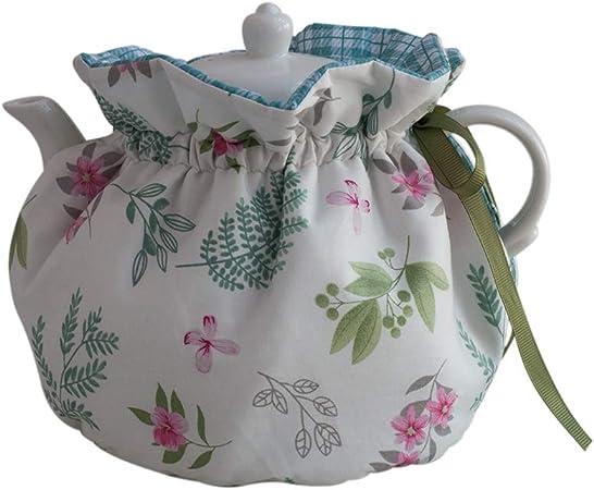 Indien imprimé tigre lion Tea Cozy Handmade Mandala tea pot Cover Hot bovins cover