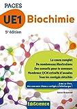 PACES UE1 Biochimie - 5e éd. (1 - UE1) - Format Kindle - 16,99 €