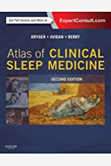 Atlas of Clinical Sleep Medicine: Expert Consult - Online Kindle Edition