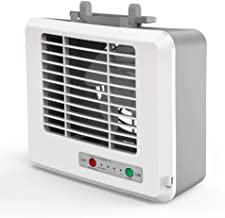 Evaporative Air Cooler, USB Mini Portable Air Conditioner Cooler, Desktop Space Cooler with 3 Speed Fan, Personal Space ...