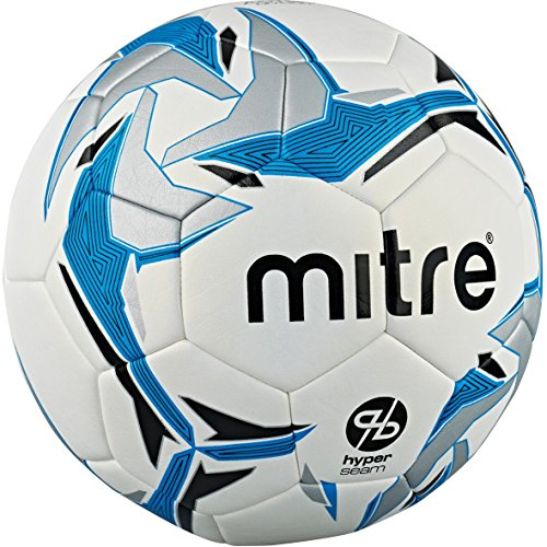 Mitre Astro Hyper Seam Official Game Soccer Ball Size 5 Match Ball For 3G 4G