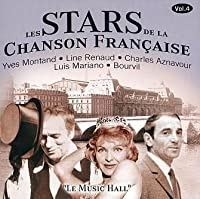 Stars De La Chanson Franciase 4 by Stars De La Chanson Franciase