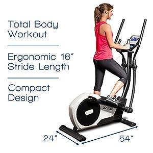 XTERRA Fitness FS3.0 Elliptical Machine Trainer