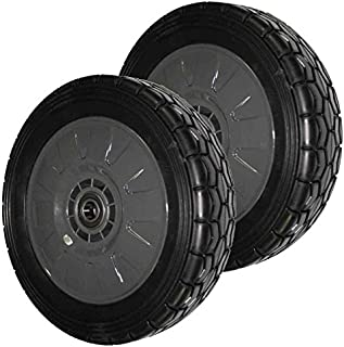Set Of 2 Honda OEM Lawn Mower Rear Wheel 42700-VK6-020ZA