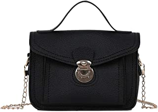 chinatera Cross Body Bags for Women, Stylish Ladies Messenger Bags Purse and Handbags Small Chain Messenger Bags