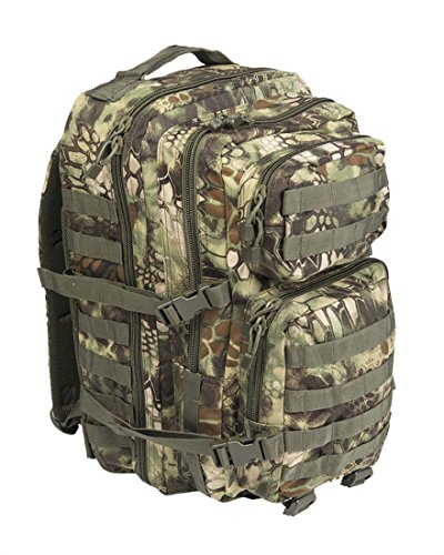 Mochila Miltec US Assault 36 Litros Mandra Wood