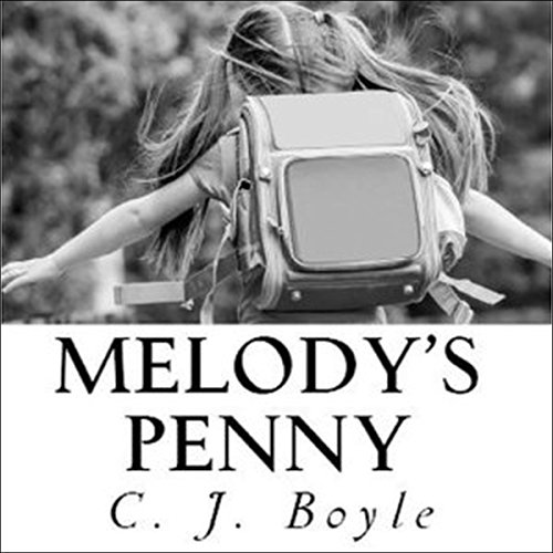 Melody's Penny audiobook cover art