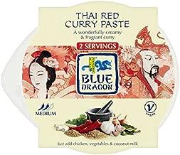 Blue Dragon Thai Red Curry Paste Pot - 50g