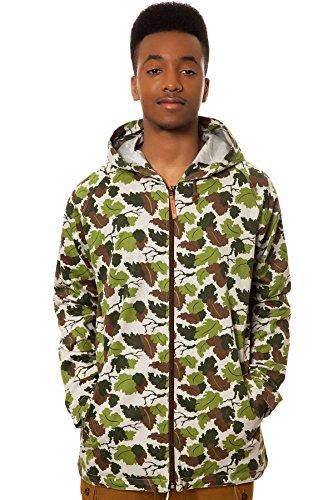 Unyforme Pine Parka Jacket Extra Large Tan