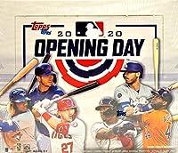2020 Topps Opening Day MLB Baseball box (36 pks/bx)