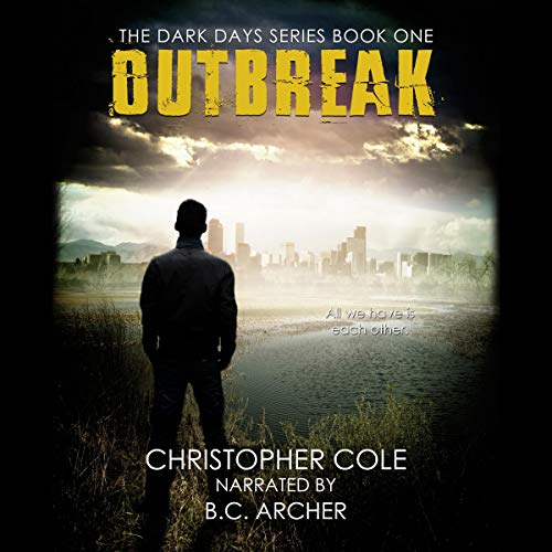 Outbreak audiobook cover art