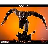 GamingHeads Kratos Sammelfigur, MAY148247, Mehrfarbig
