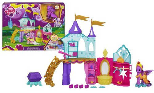 My Little Pony - Castillo de Cristal (Hasbro A3796E24)