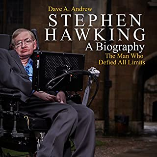 Stephen Hawking: A Biography cover art