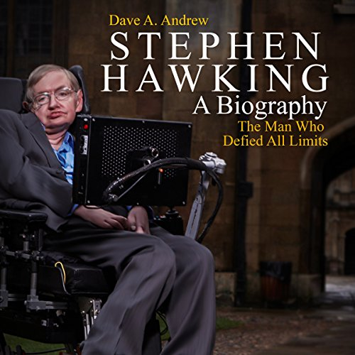 Stephen Hawking: A Biography audiobook cover art