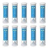 10包装活性炭块ACB水…
